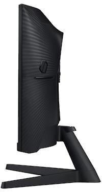 "Monitors Samsung Odyssey C27G55TQWU, 27"", 1 ms"