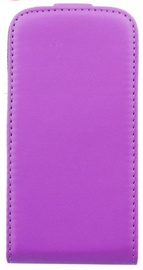 Telone Flexi Slim Flip For Samsung G850 Galaxy Alpha Violet
