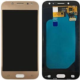 Запасные части для мобильных телефонов Samsung J5 2017 Gold LCD Screen