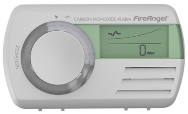 FireAngel CO-9D Digital Display Carbon Monoxide Detector