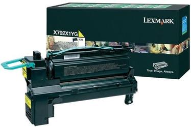 Lexmark X792X1YG Yellow