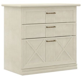 Angstrem Kantri KA-101.06 Chest Of Drawers Light Cream