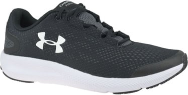 Under Armour Grade School Charged Pursuit 2 3022860-001 Black/White 38.5