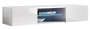 ТВ стол ASM RTV Fly 33, белый, 1600x400x300 мм