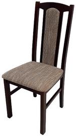 Стул для столовой MN Boss VII, коричневый