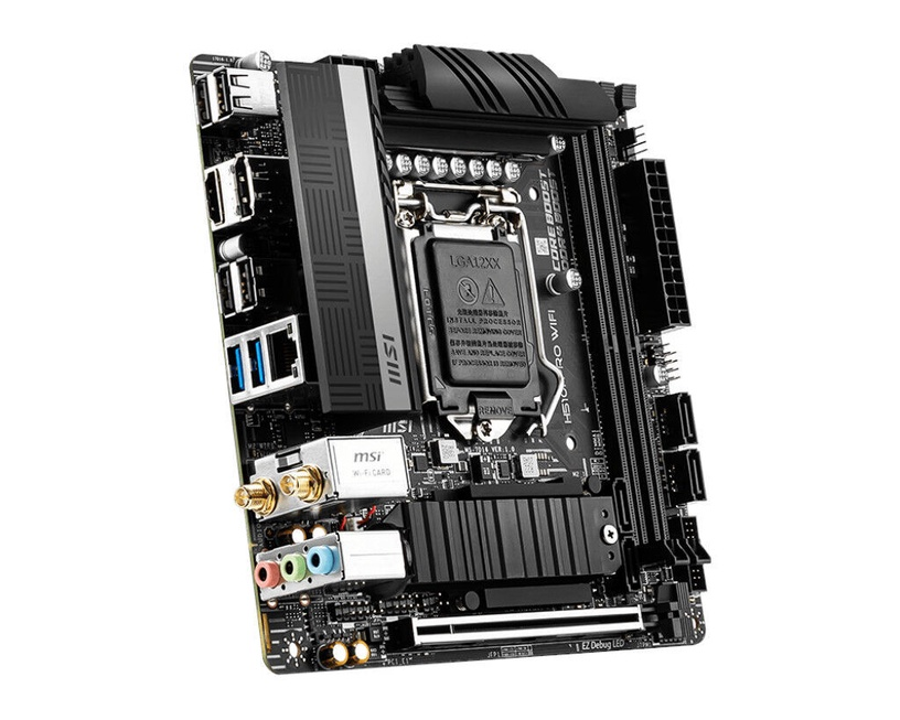 Mātesplate MSI H510I PRO WIFI