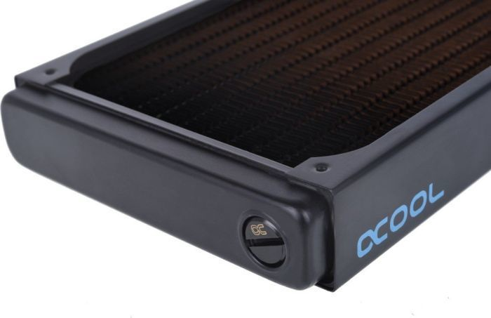 Alphacool NexXxoS ST30 Full Copper 360mm Radiator V.2