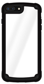 Hurtel Solid Frame With Bumper For Huawei P20 Lite Black