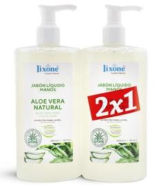 Жидкое мыло Lixone Aloe Vera Natural, 0.6 л