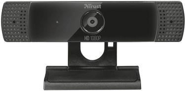 Интернет-камера Trust 22397 GXT 1160 Vero, черный, VGA (поврежденная упаковка)/2