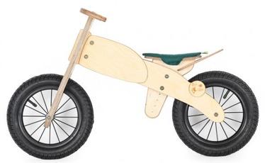 Балансирующий велосипед MGS FACTORY DipDap Motorcycle Green Seat