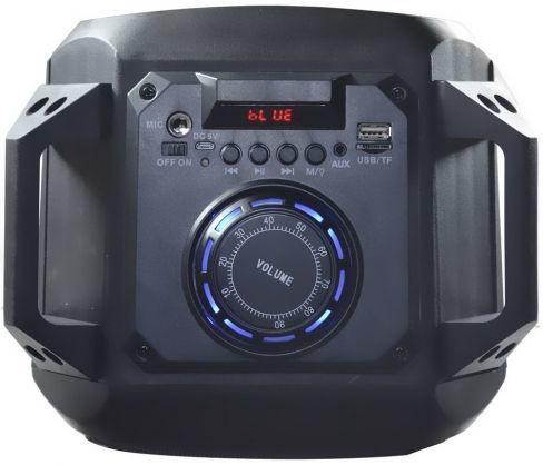 Bezvadu skaļrunis Vakoss SP-2931BK, melna, 2400 W