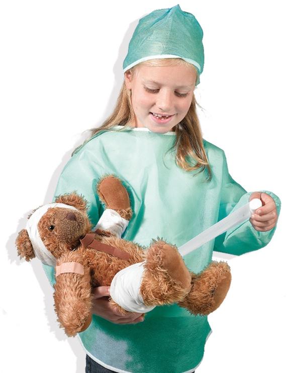 Игровой медицинский набор SES Creative Rescue World 09201