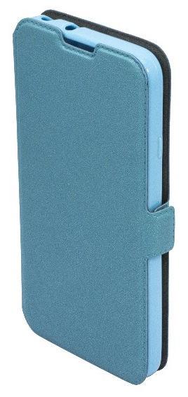 Telone Super Slim Shine Book Case Microsoft Lumia 950 Blue
