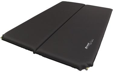 Kempinga paklājs Outwell, melna, 1830x1280 mm
