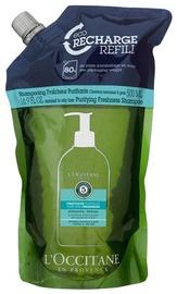L´Occitane Purifying Freshness Shampoo Refill 500ml