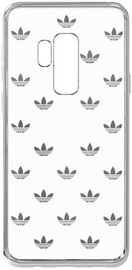 Adidas Clear Back Case For Samsung Galaxy S9 Transparent/Silver