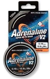 Savage Gear HD4 Adrenaline V2 120m 0.10mm