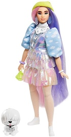Lelle Barbie Extra Shimmery Look With Puppy GVR05