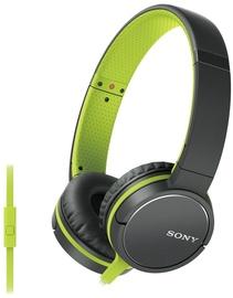 Austiņas Sony ZX660AP Green