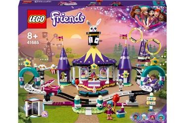 Конструктор LEGO Friends Американские горки на Волшебной ярмарке 41685, 971 шт.