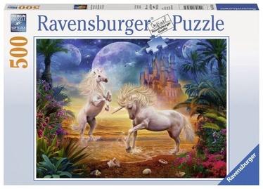 Puzle Ravensburger Magical Unicorns 14743, 500 gab.