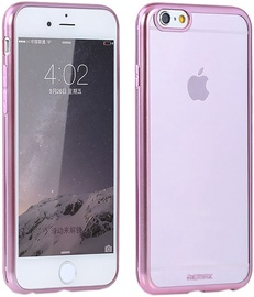 Remax Light Wings Back Case For Apple iPhone 6/6s Transparent/Pink