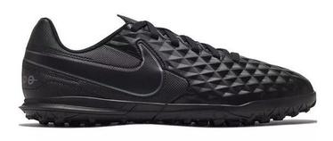 Nike Tiempo Legend 8 Club TF JR AT5883 010 Black 37.5