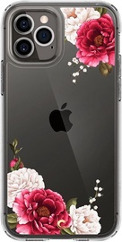 Spigen Cyrill Cecile Back Case For Apple iPhone 12 Pro Max Red Floral