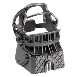 Zomoplus Saw Themed Bear Trap Aluminum Keycap Anthracite
