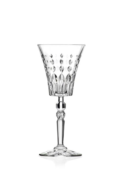 Vīna glāze RCR Marilyn 27279020006, 0.26 l, 6 gab.