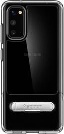 Spigen Slim Armor Essential S Back Case For Samsung Galaxy S20 Crystal Clear