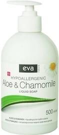 Жидкое мыло Eva Natura Hypoallergenic Aloe & Chamomile, 500 мл