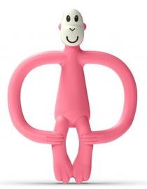 Zobu riņķis Matchstick Monkey Monkey 3m+ Pink