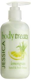 Лосьон для тела Jessica Body Treats Lemongrass, 245 мл