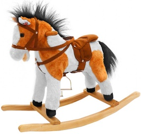 Milly Mally Rocking Horse Light Brown 0079