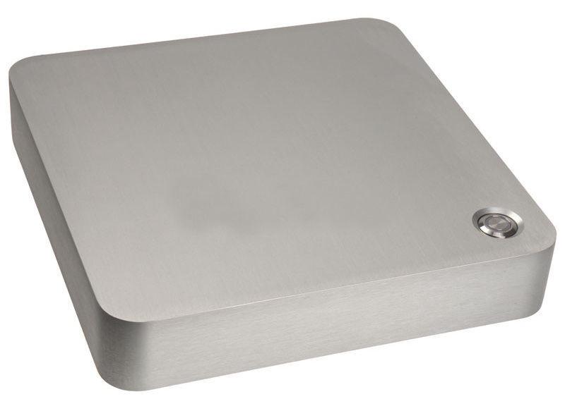 Impactics DMono 1 Case For Gigabyte Switch Above Silver