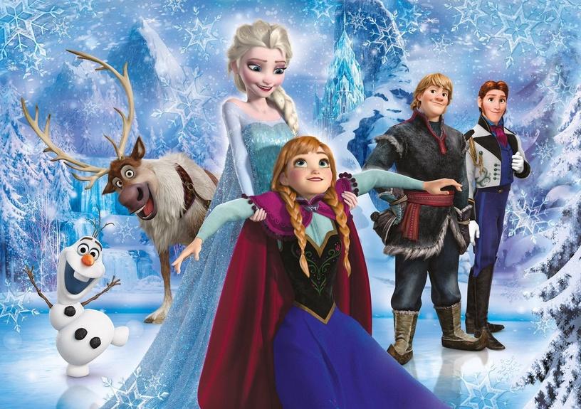 Puzle Clementoni Frozen Brilliant 20127, 104 gab.