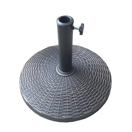 Home4you 19351 Parasol Base 12kg Bronze