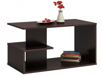 Журнальный столик Top E Shop Dallas Wenge, 910x510x400 мм