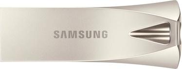 USB флеш-накопитель Samsung BAR Plus Champagne Silver, USB 2.0, 128 GB