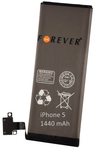 Forever Battery Apple iPhone 5 Li-Ion 1440 mAh Analog