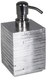 Ridder Brick Soap Dispenser Silver