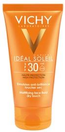 Крем для загара Vichy Capital Soleil SPF30 Face Emulsion Dry Touch, 50 мл