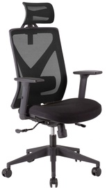 Home4you Office Chair Mike Black