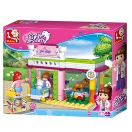 Sluban Girl's Dream Animal Shop M38-B0602