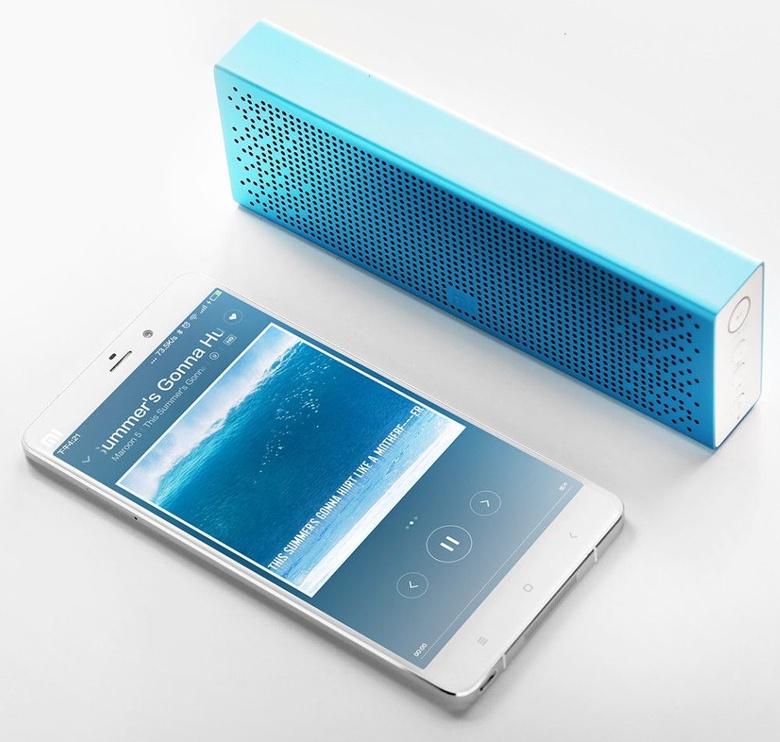 Bezvadu skaļrunis Xiaomi Mi Blue, 3 W