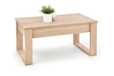 Kafijas galdiņš Halmar Nea Sonoma Oak, 1100x600x520 mm