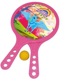 Adriatic Magic Unicorn Beach Tennis Set