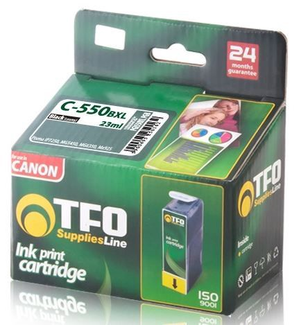 TFO Ink Cartridge 23ml for Canon Pixma Black
